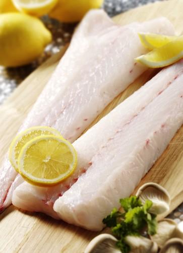 Argentininės jūrinės lydekos filė be odos, 200+ g,  6,8 kg, šaldyta